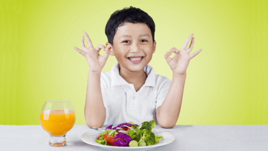 BRAIN LAUNCH Nutritional Program